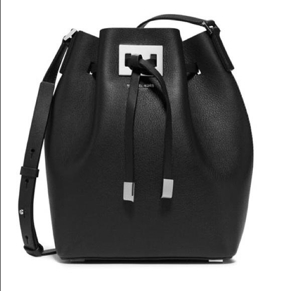 4f7cf9c4046f Michael Kors Bags | Collection Miranda Bucket Bag | Poshmark